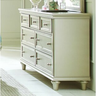 Willa Arlo Interiors Celine 7 Drawer Standar..