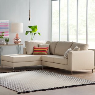 Madyson Sectional by Mistana Modern