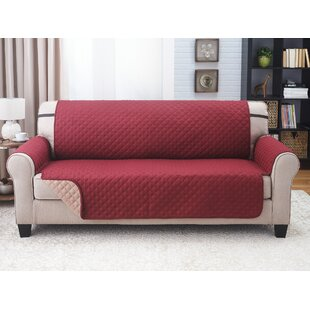 Best Price Home Solutions Box Cushion Sofa Slipcover by Couch Guard Reviews (2019) & Buyer's Guide