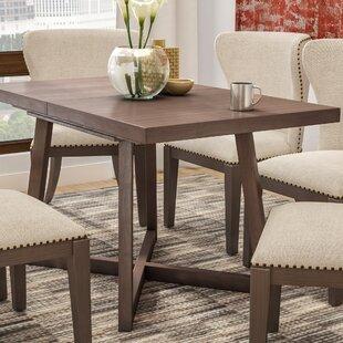 Mercury Row Dobbs Extendable Dining Table