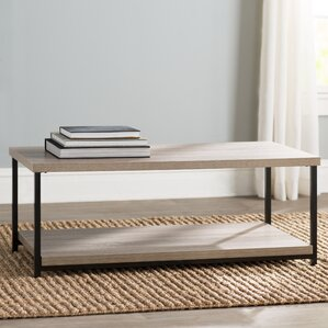 Modern Contemporary Coffee Tables Youll Love Wayfair