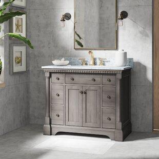 Seadrift 42 Single Bathroom Vanity Set