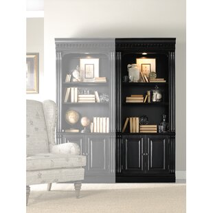 Telluride Bunching Standard Bookcase by Hooker Furniture