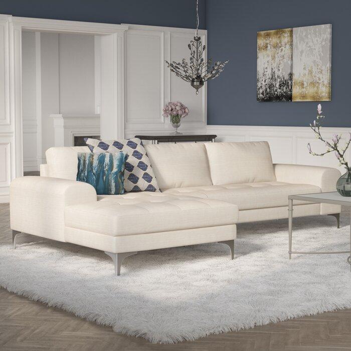 Miraculous Goodwin Sectional Inzonedesignstudio Interior Chair Design Inzonedesignstudiocom