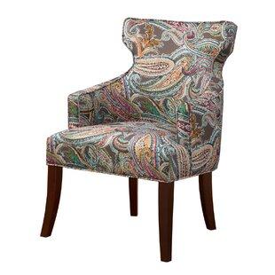 Medders Notch Wingback Chair