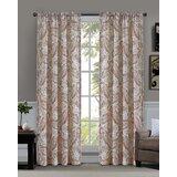 Paisley Print Curtains Wayfair