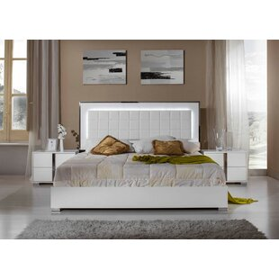 Demaria Platform 5 Piece Bedroom Set