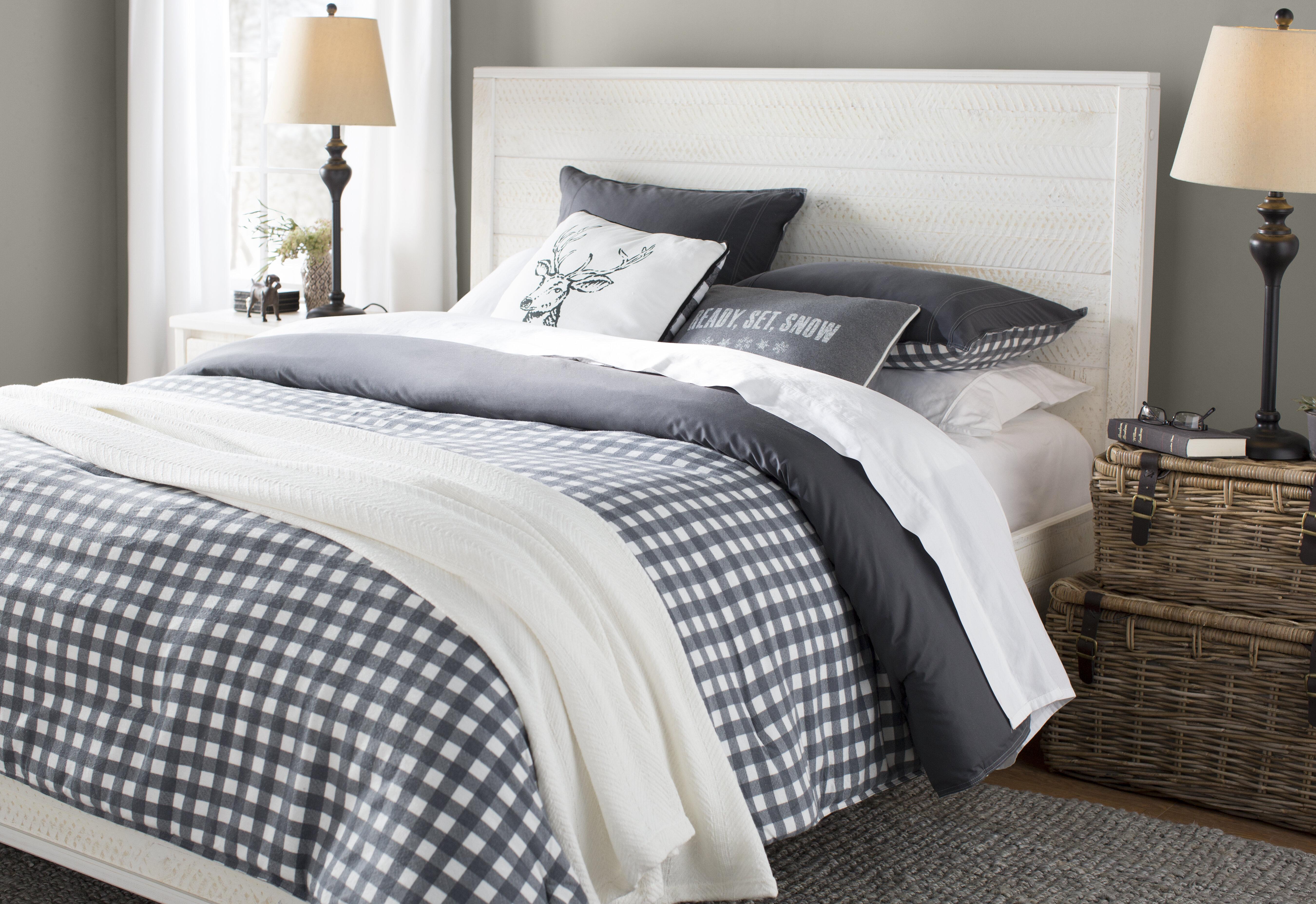 Greyleigh Bedias Solid Wood Platform Bed Reviews Wayfair