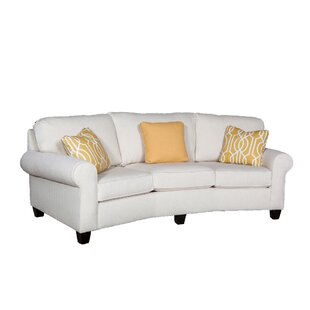 Conversation Sofa by Carolina Classic Furniture