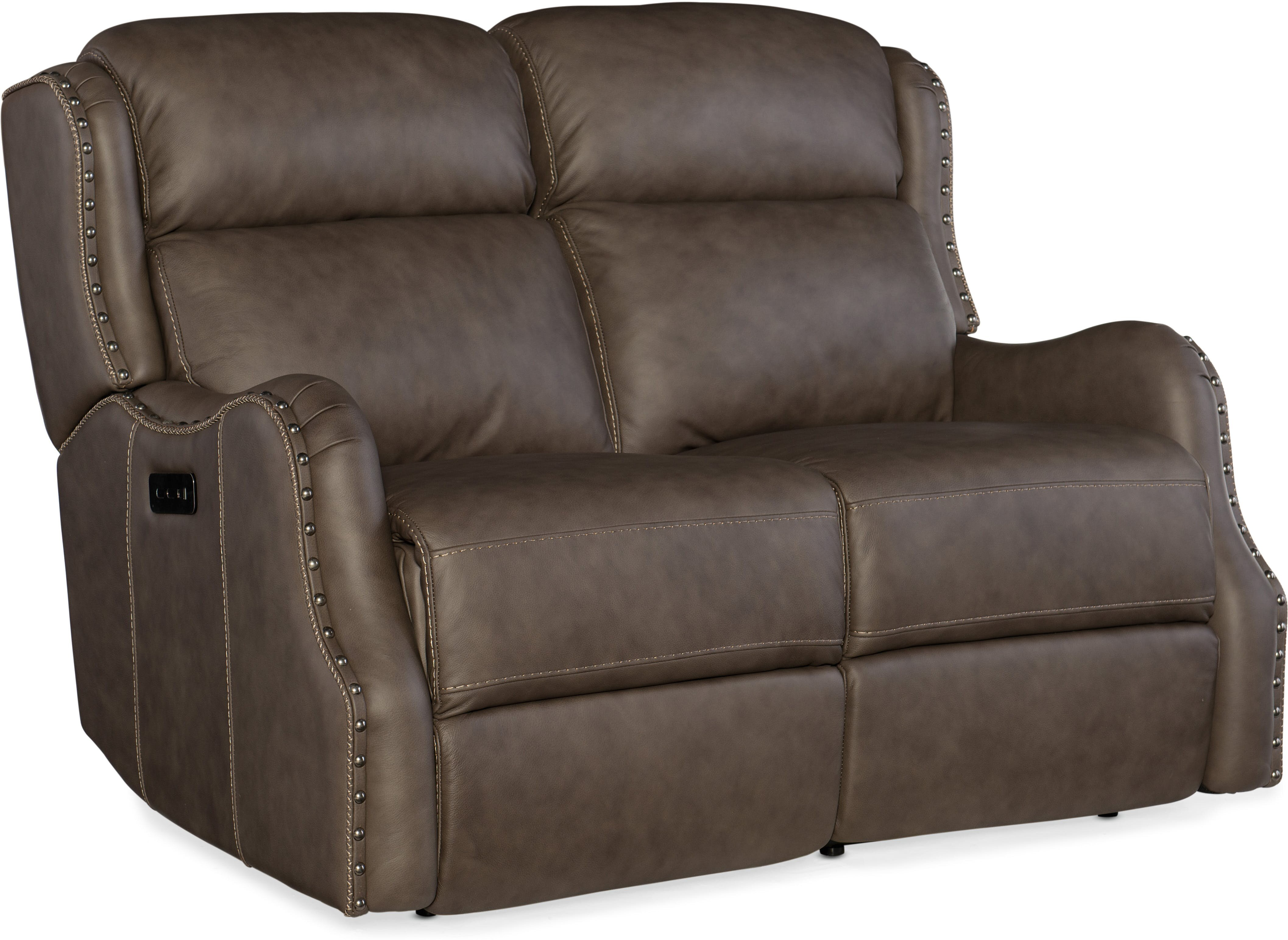 Prime Sawyer Power Leather Reclining Loveseat Machost Co Dining Chair Design Ideas Machostcouk