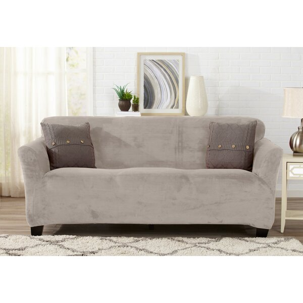 Swell Wingback Sofa Covers Wayfair Gamerscity Chair Design For Home Gamerscityorg