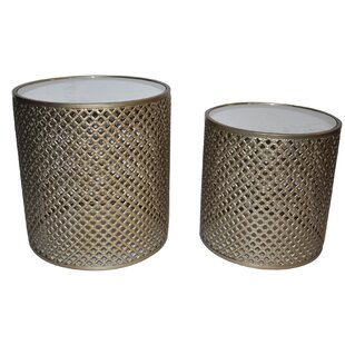 2 Piece Nesting Tables by Cheungs