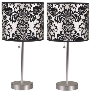 Geraldine Pull 18.5 Table Lamp (Set of 2)