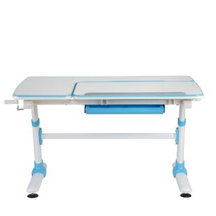 Adriel 119cm W Art Desk By Isabelle & Max