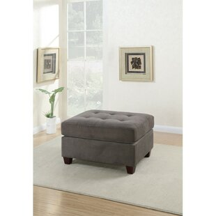 Charlton Home Holtzman Cocktail Ottoman