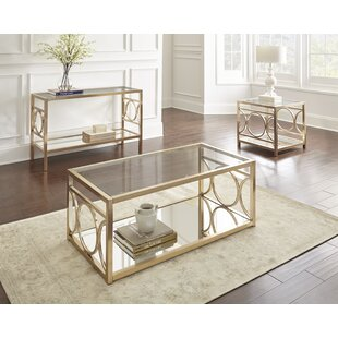 Chrome Tables | Wayfair