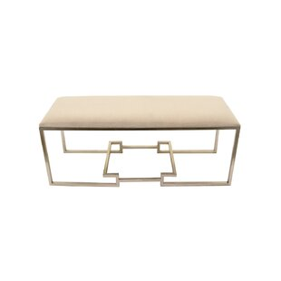Ariana Upholstered Bench by Rosdorf Park