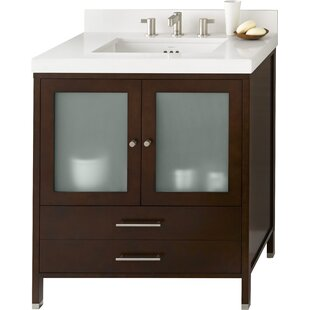 Juno 30 Bathroom Vanity Base by Ronbow