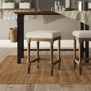 Inexpensive Seppe 24 Bar Stool (Set of 2) by Birch Lane™ Heritage Reviews (2019) & Buyer's Guide