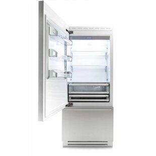 17.7 cu. ft. Counter Depth Bottom Freezer Refrigerator