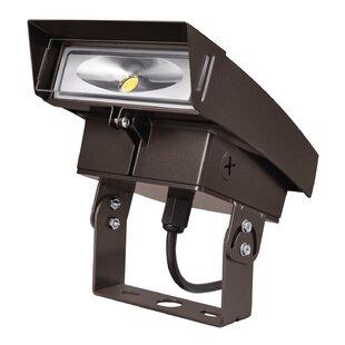Crosstour Outdoor Security Flood Light by Cooper Lighting LLC