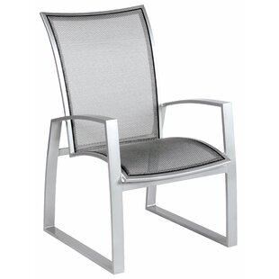Wyatt Flex Sling Patio Dining Chair (Set Of 2) by Woodard Wonderful
