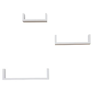 Colvard 3 Piece Floating Shelf Set Part 94