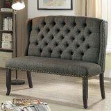 Fabulous High Back Fabric Dining Bench Wayfair Beatyapartments Chair Design Images Beatyapartmentscom