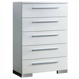 Filippone Contemporary 5 Drawer Chest