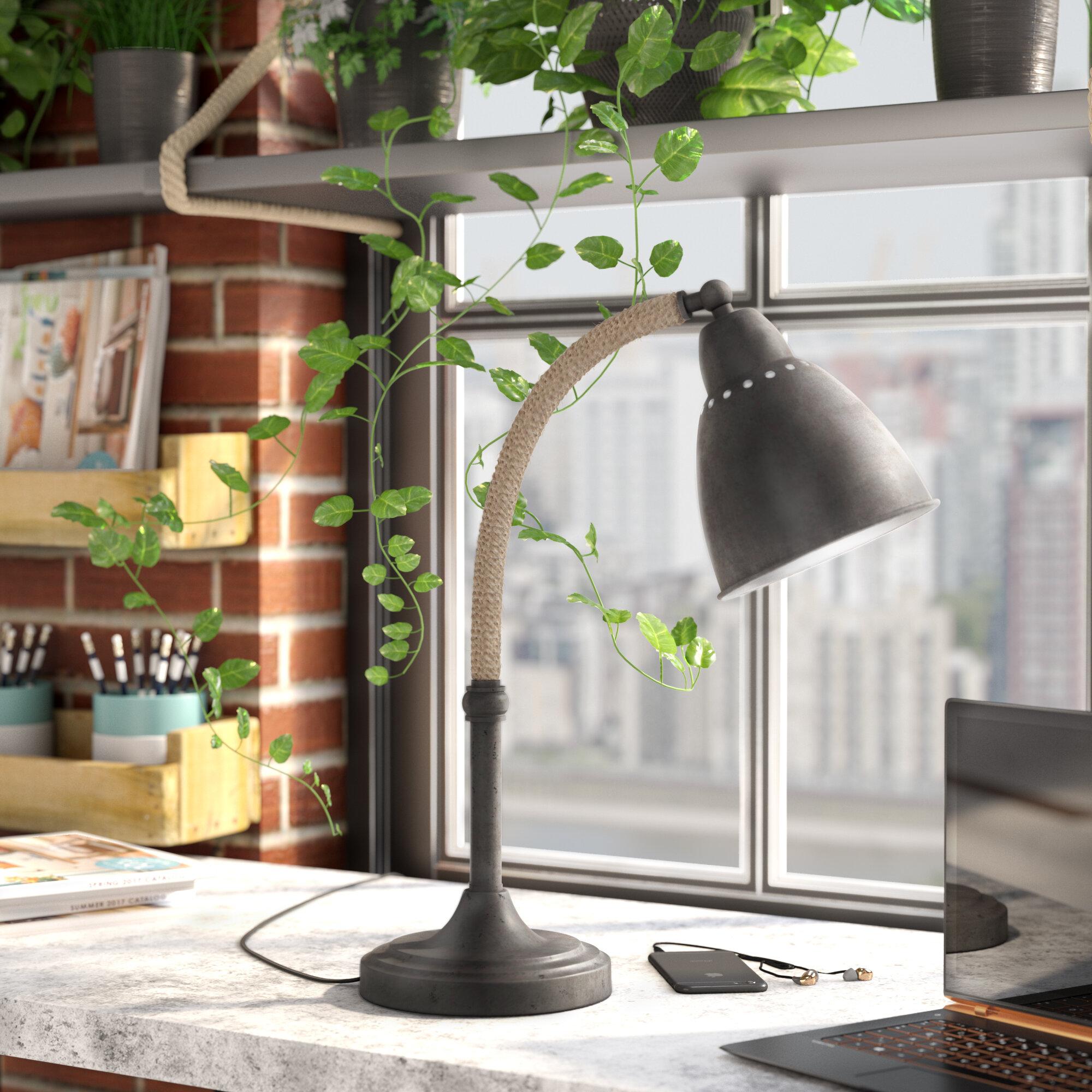 T Austin Design Tori 20 Desk Lamp