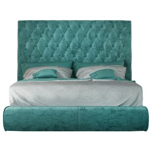 Everly Quinn Kohan Panel Bed