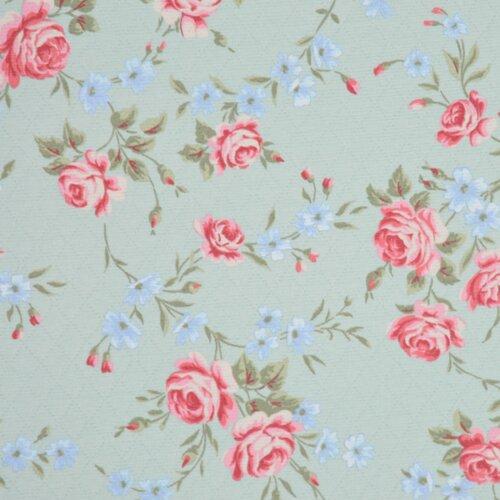 Rm Coco Allure Floral Fabric Perigold