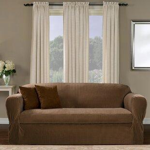 Separate Seat Box Cushion Sofa Slipcover