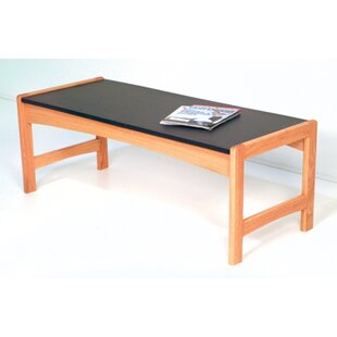 Dakota Coffee Table by Wooden Mallet Herry Up