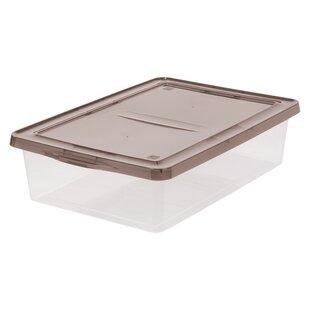 Affordable Price 28 qt Storage Plastic Box By IRIS USA, Inc.