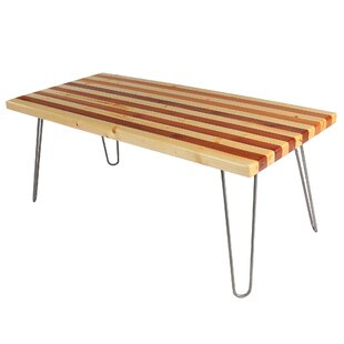 Bitner Cedar Pine Coffee Table