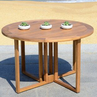 Marino Solid Wood Dining Table by Rosecli..