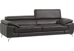 Search Results For Dark Grey Leather Sofa