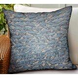 Koenig Solid Luxury Indoor/Outdoor Lumbar Pillow