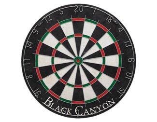 Diamond Wiring Dart Board Black Canyon