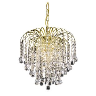 Addison 3-Light Crystal Ch..