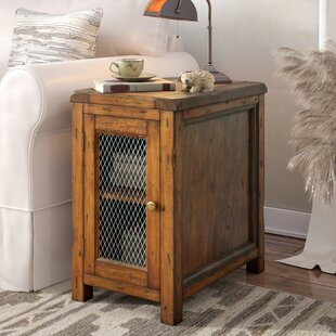 Baggarly End Table With Storage