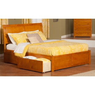 Wrington King Storage Platform Bed