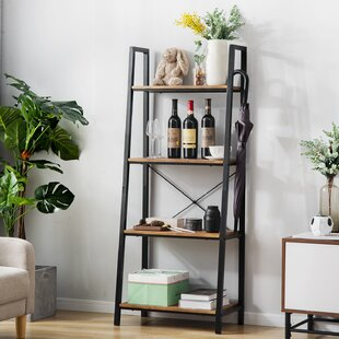 Hilary Ladder Bookcase By Williston Forge