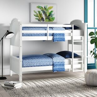 Big Save Ulus Twin Over Twin Bunk Bed by Mistana Reviews (2019) & Buyer's Guide