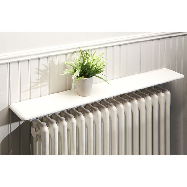 Sol 72 Outdoor Bramblewood Easy Fit Radiator Floating Shelf