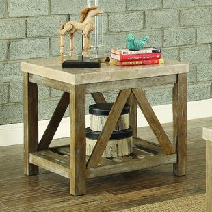 Gracie Oaks Bellas End Table