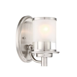 Davis 1-Light Wall Sconce by Zipcode Design