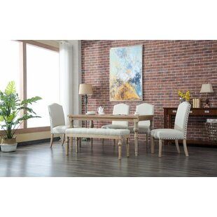 Tessio 6 Piece Dining Set ..
