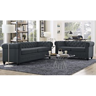 Shop For Earl 2 Piece Living Room Set by Modway Reviews (2019) & Buyer's Guide